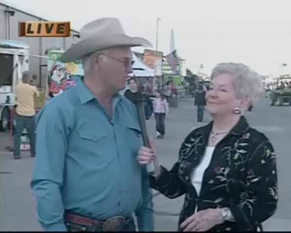 Rodeo Interview with Stock Show President_-5368255977588962710