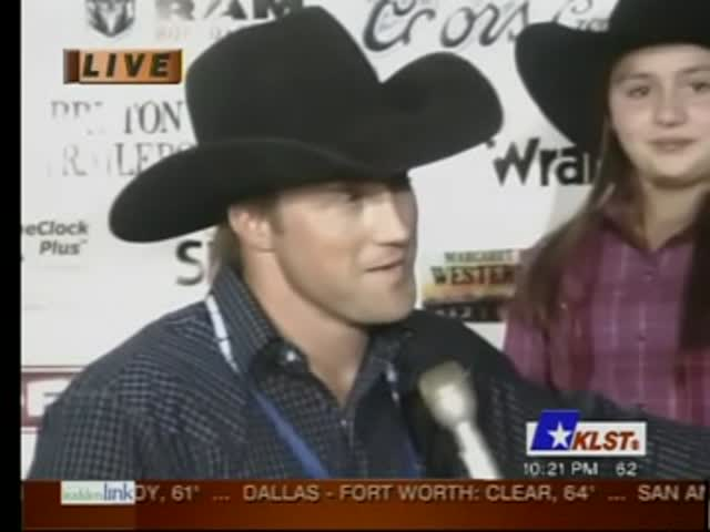 Rodeo Interview with the Baize Family_-6116613747842594063