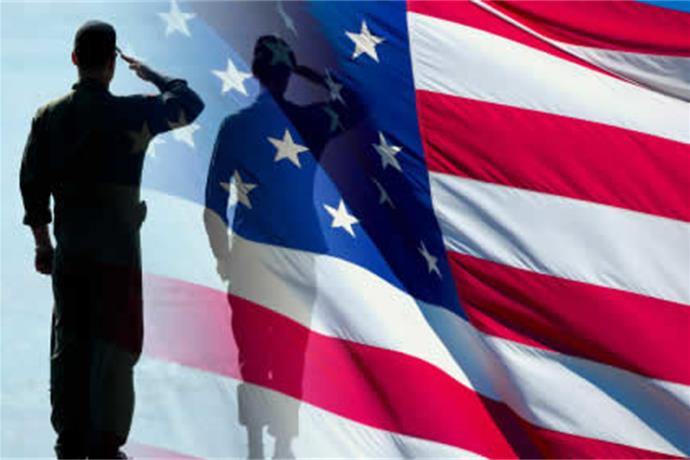 9th Annual Veterans Day Parade Video Playback from Sat., November 10 on KLST_-7415281916758768959