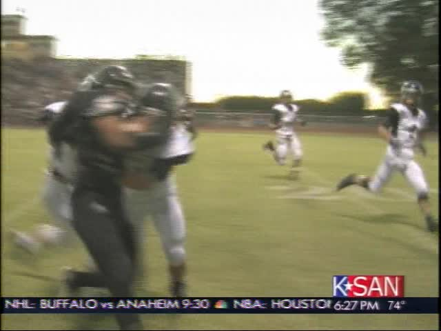Brady And Wall Battle For District Title 10-21-14_-7405236600459607659