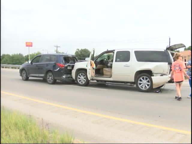 Domestic Dispute Responsible for Multiple Vehicle Crash_64361659-159532