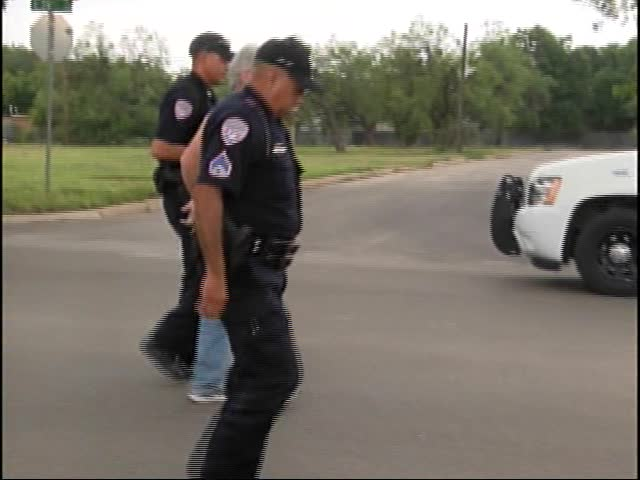 Man Crashes into Police Vehicles- Arrested for DWI_58792766-159532