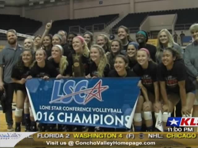 ASU Volleyball clinches LSC regular season title 11-05-16_89183633-159532