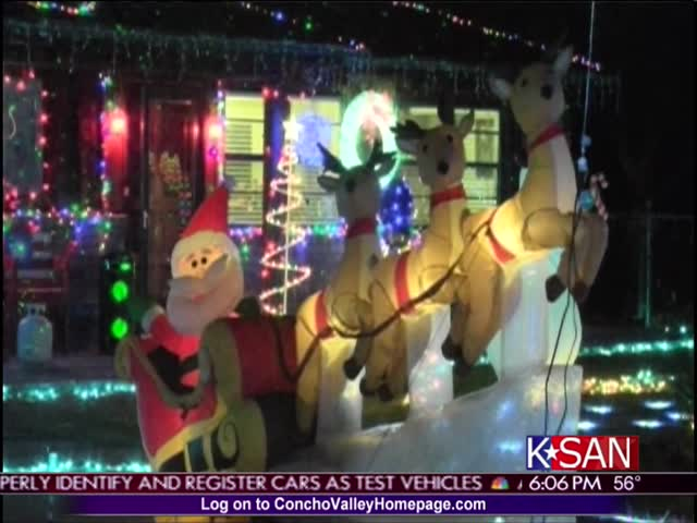 Grape Creek Family Lights Up Hearts for the Holidays_45195331