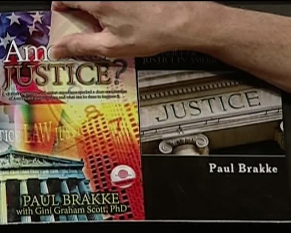 022217 Social Justice Author Paul Brakke on CV Live_15980402