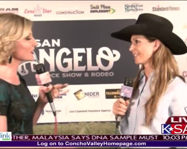 Interview with SASSR-s Champion Barrel Racer_76987474