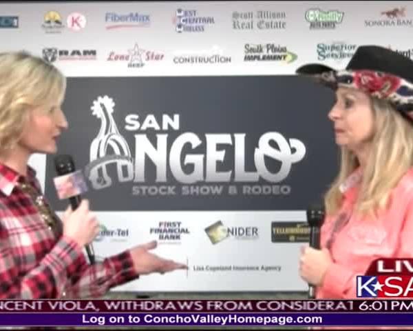 SASSR Interview with Barrel Racer Bridget Carr_72091394