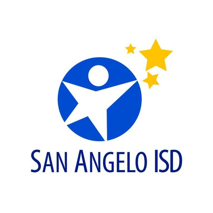 San Angelo ISD Logo