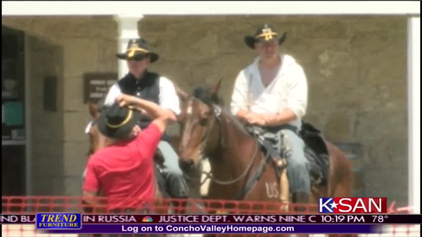 Fort Concho Hosts Regional Cavalry Competition_61734303