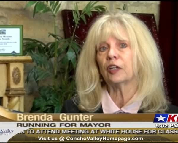 San Angelo Mayoral Candidate Profile: Brenda Gunter