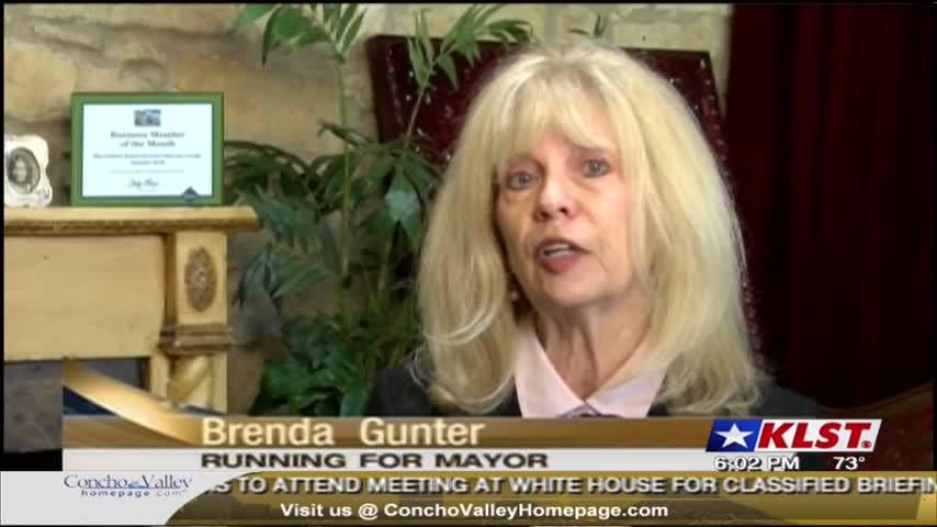 San Angelo Mayoral Candidate Profile: Brenda Gunter