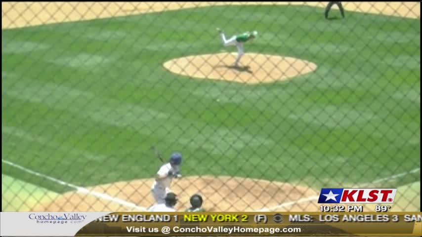 Wall baseball squeaks by Brock in regional semis 05-27-17_98147153