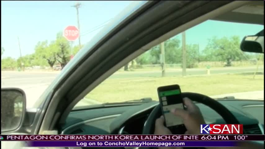 Texting While Driving 072817_61284913