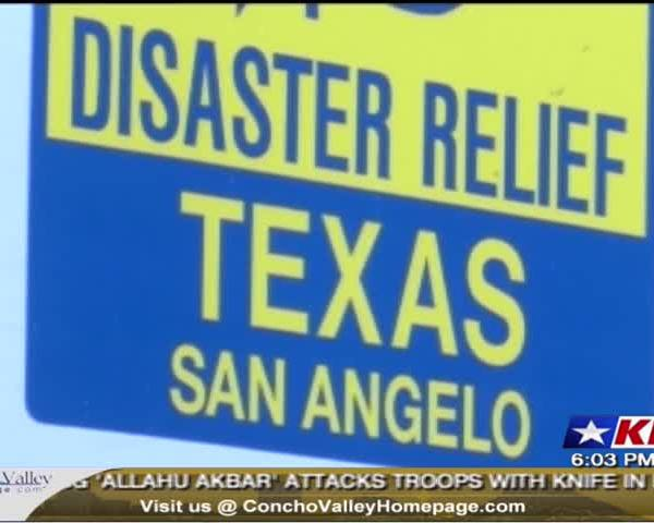 Disaster Relief from Folks in San Angelo-Evacuees 082617_45053213