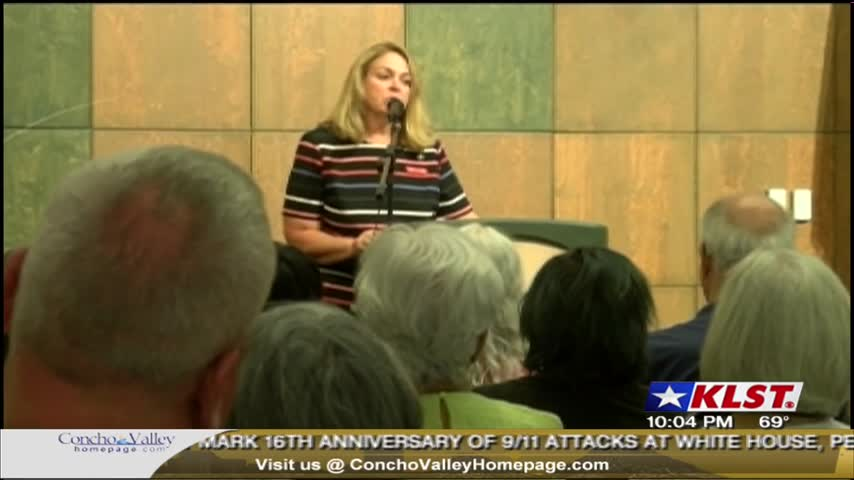 Congress Candidate Stopped by San Angelo_24517465