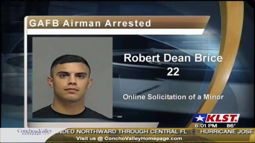 Goodfellow Airman Arrested_80272153
