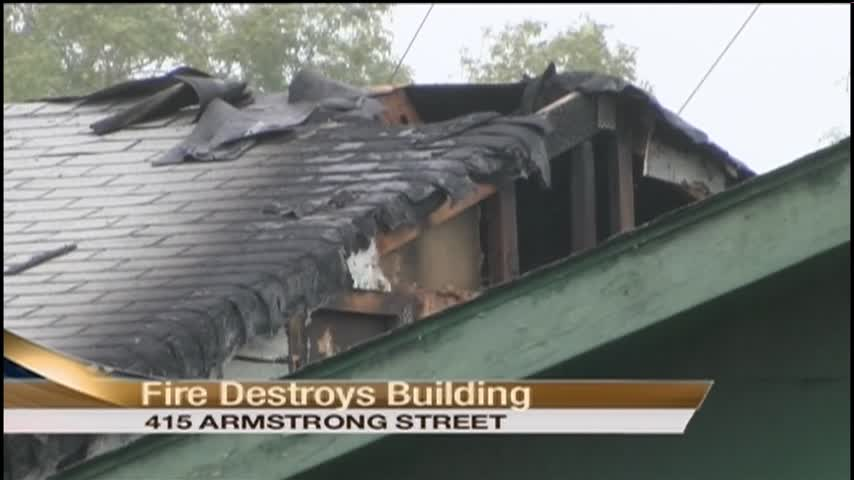 Structure Fire on Armstrong_78815730