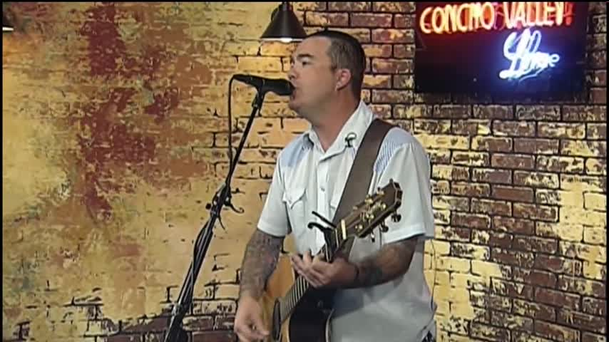 091517 TJ Broscoff Jams Out on CV Live