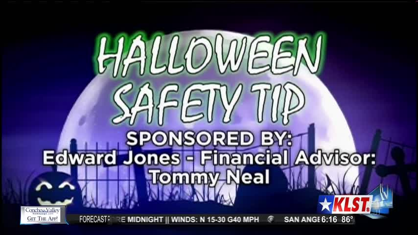 Halloween Safety Tips - Visibility