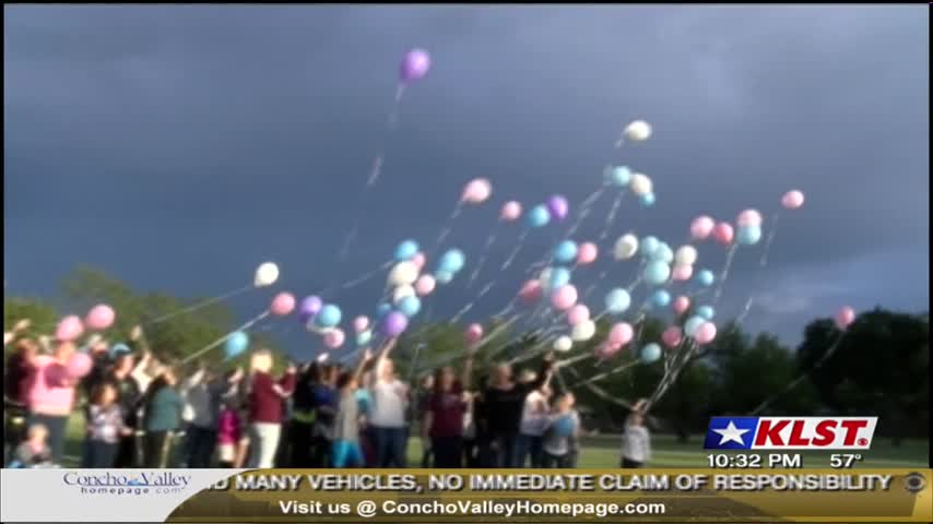 Balloon Release for angel babies 101517_59308936
