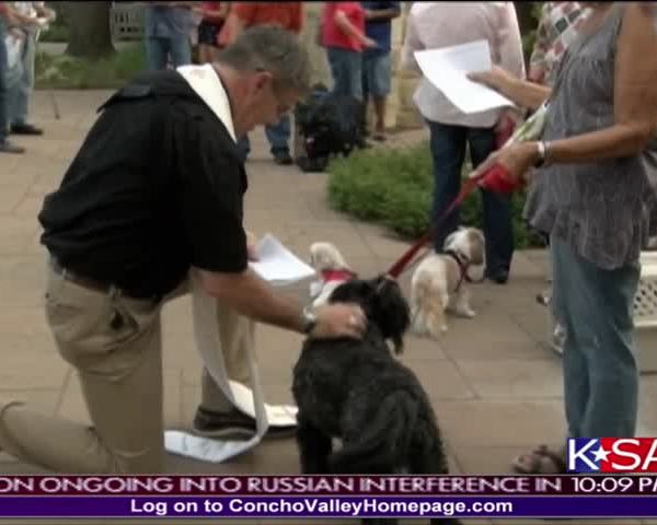 Blessing of the Animals Service at Emmanuel Episcopal Church_59956601