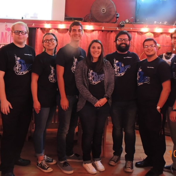 2017 Blues Society Scholarship Winners