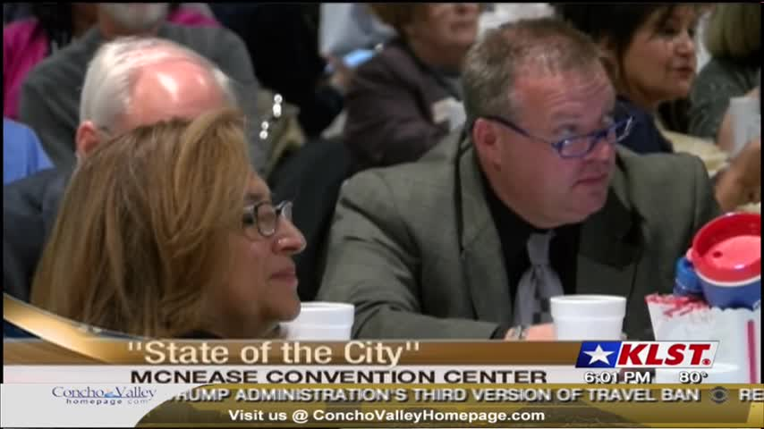 State of the City Address at Chamber Luncheon_63628801