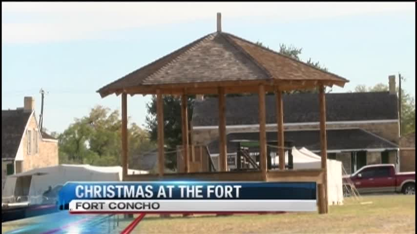 Fort Concho to use Band Stand_63222280