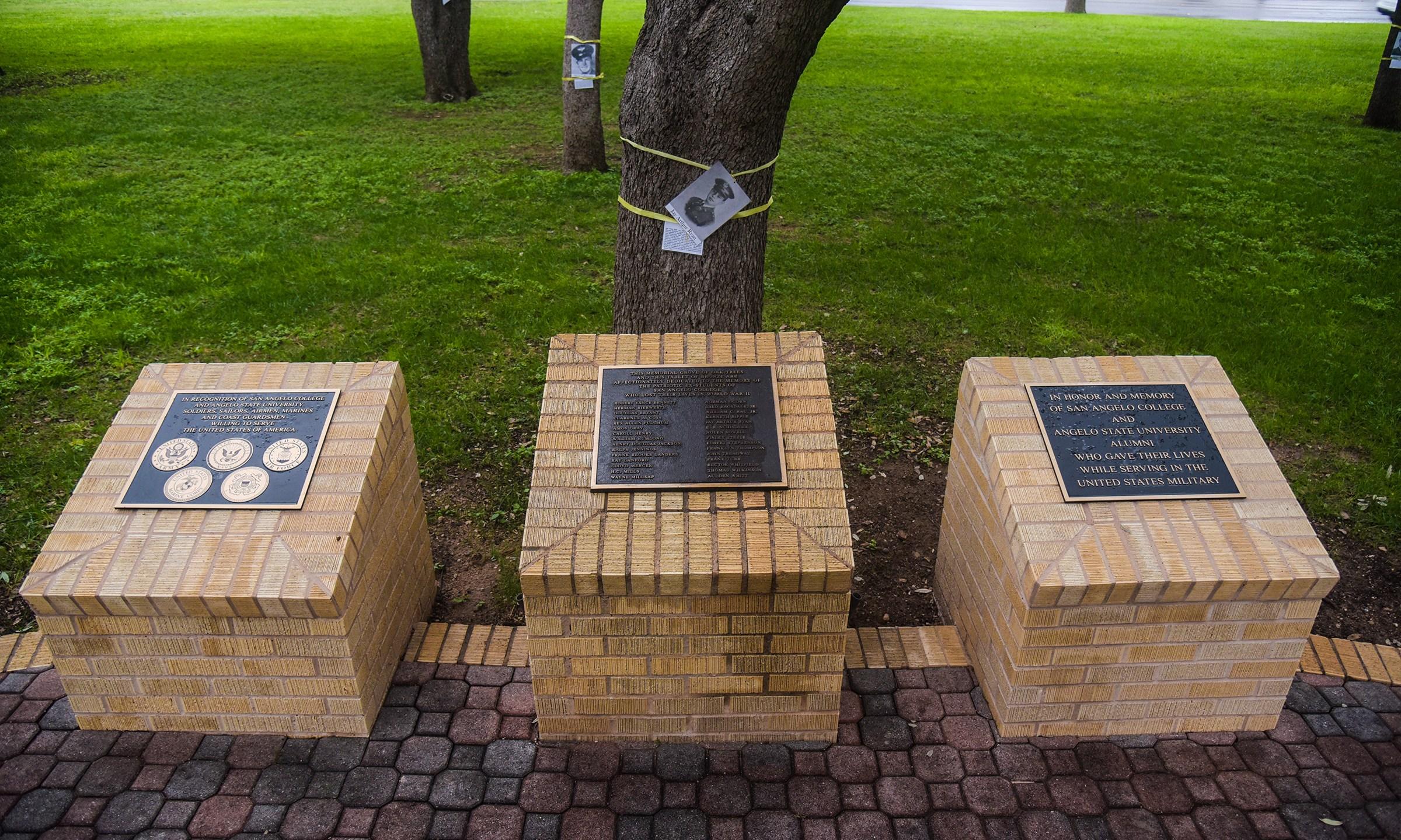 Oak Grove Memorials