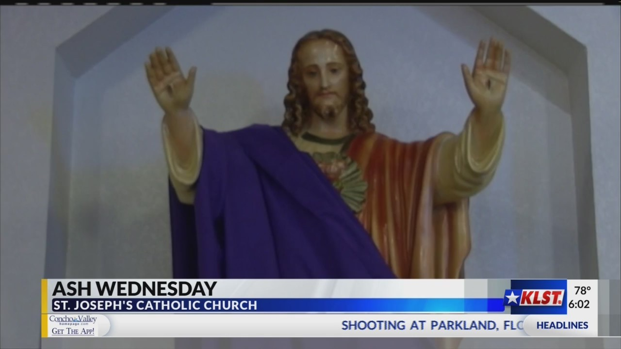 Concho Connection: Ash Wednesday