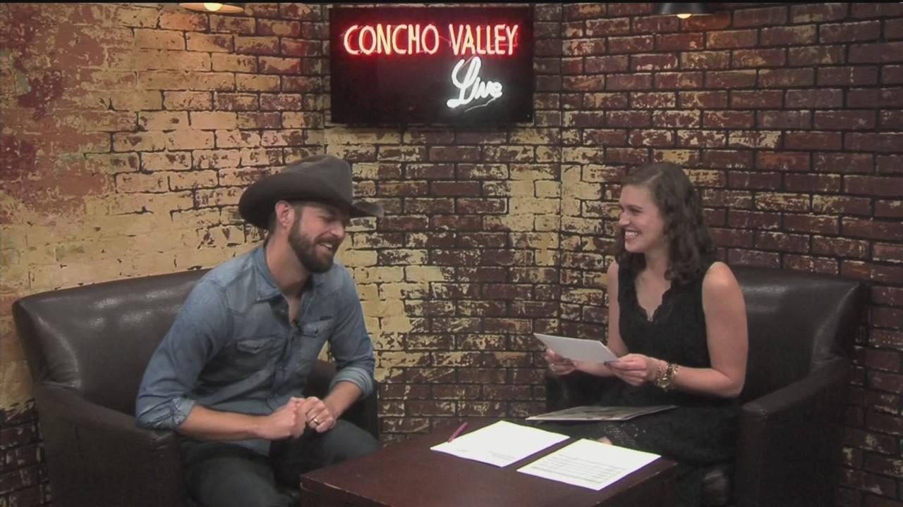 Concho Valley Live-Josh Grider Interview