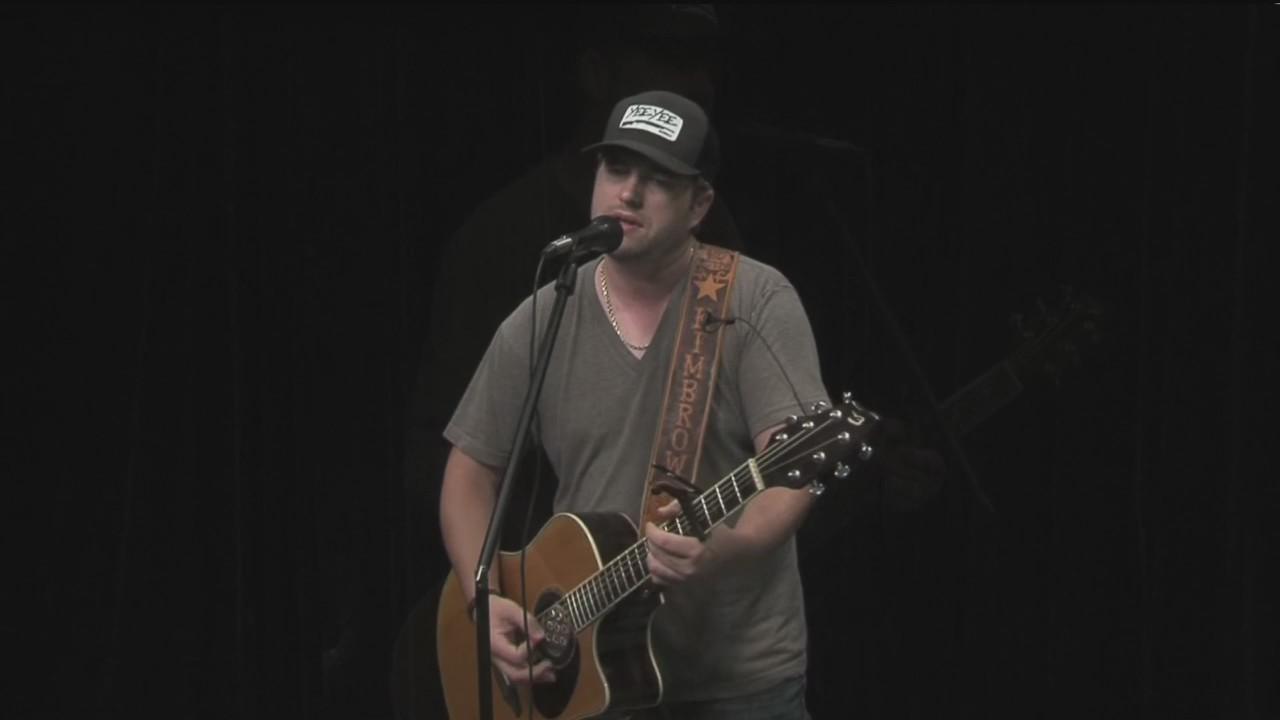Concho Valley Live-Matt Kimbrow