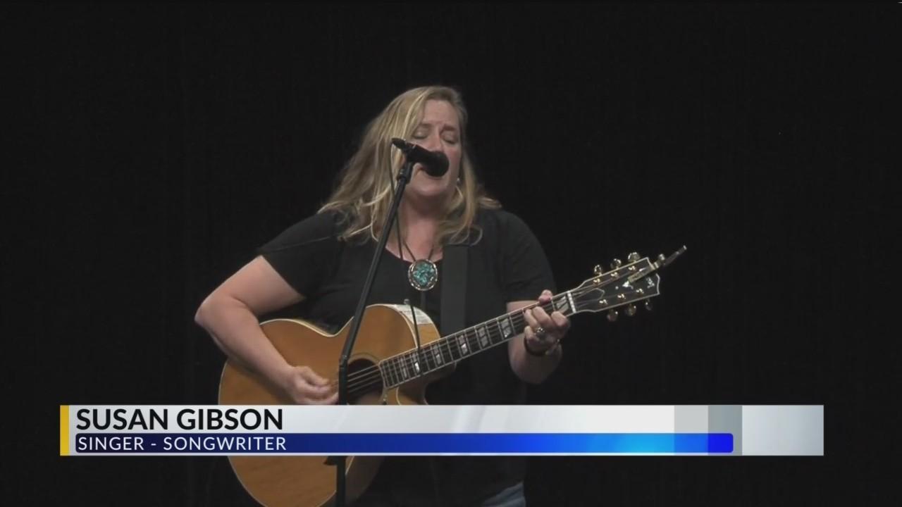 Susan Gibson-Concho Valley Live