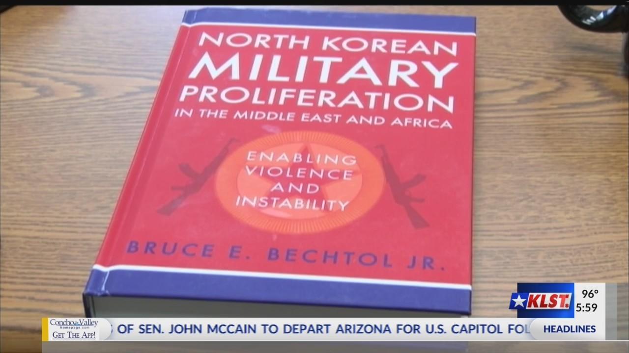 ASU_Professor_Publishes_Book_On_North_Ko_0_20180830231917