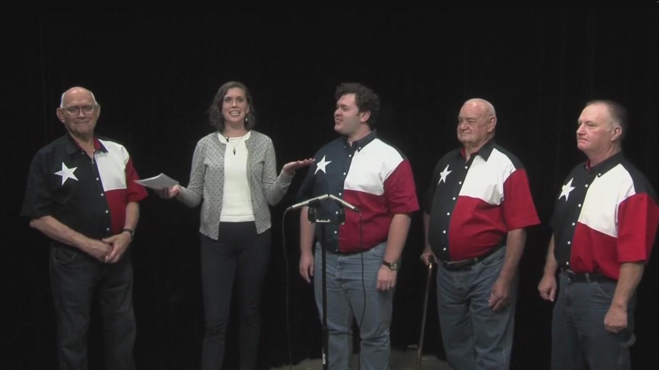 Texas Pride Quartet