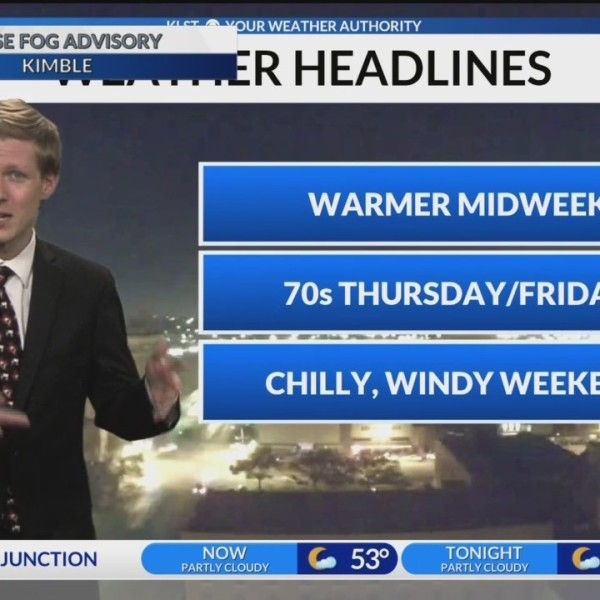 KLST PM Weather - Wednesday 1/16/2019