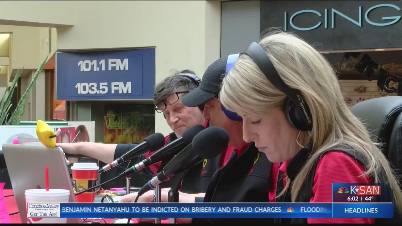 KIXY Cares for Kids Radiothon