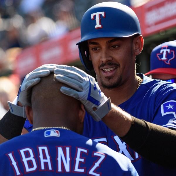 Texas Rangers spring training Getty