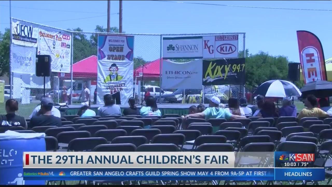 29th annual Children's Fair