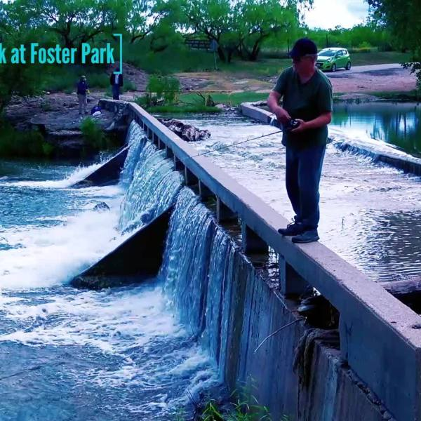 Creeks, rivers flow; reservoirs gain