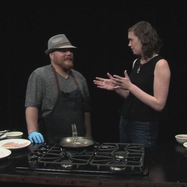 Tim Condon Show us how to make chicken Marsala