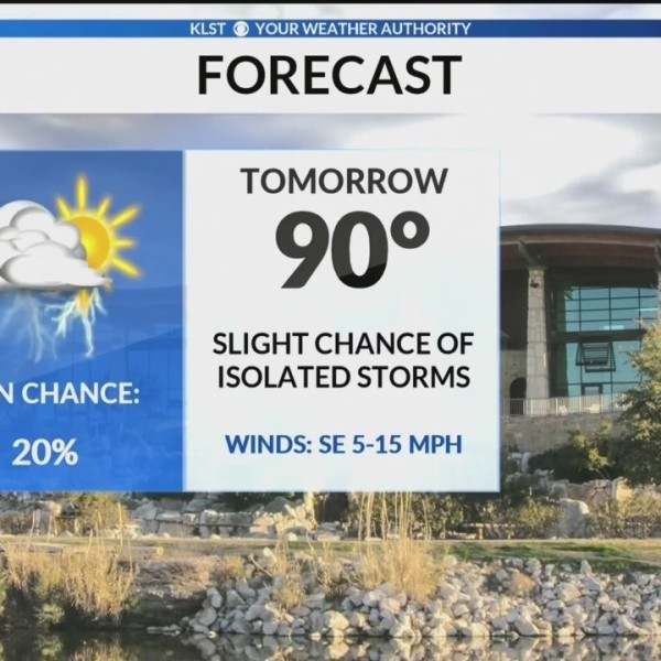 KLST AM Weather Update - Friday May 31, 2019