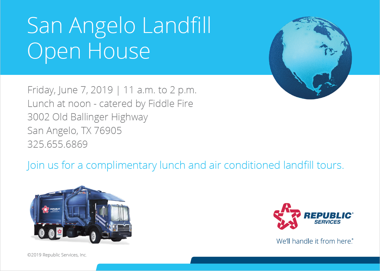 Landfill Open House