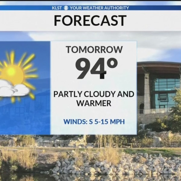 KLST AM Weather Update - Monday June 24, 2019