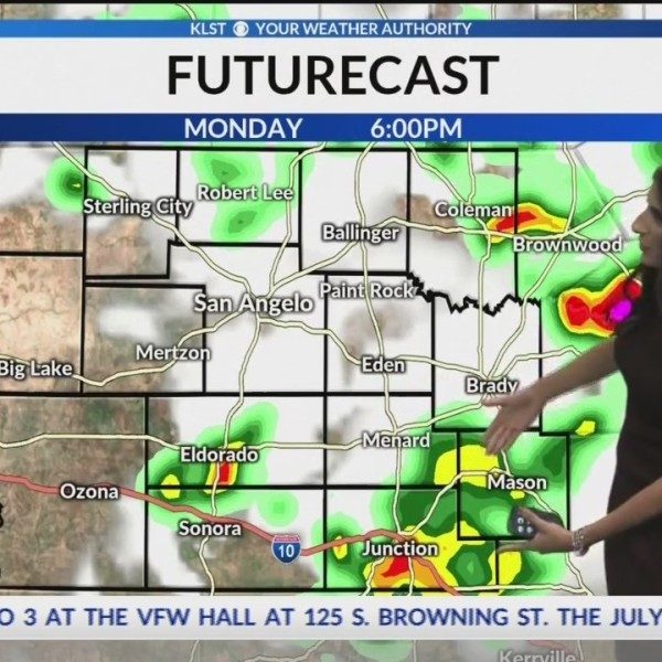 KLST AM Weather - Monday June 24, 2019