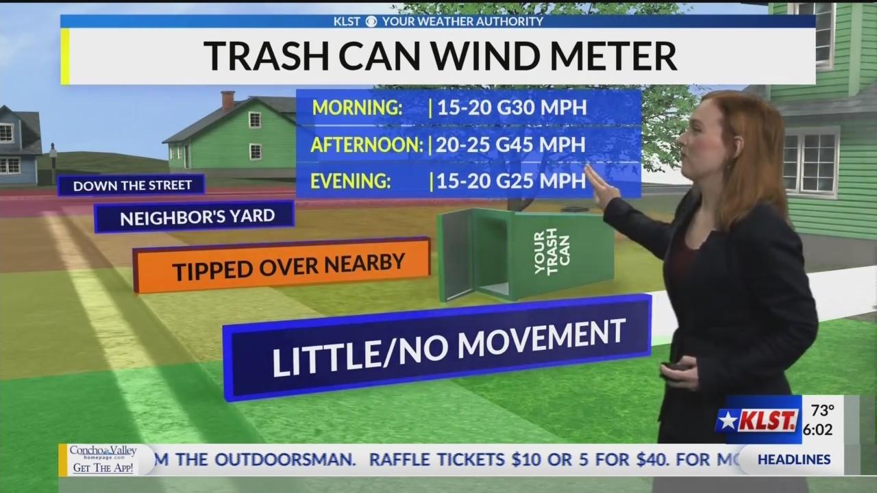 KLST Morning Weather Forecast