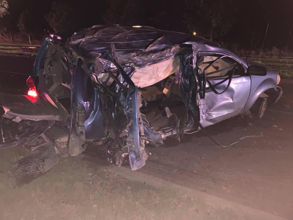 High-speed pursuit ends with crash in Mertzon | ConchoValleyHomepage com