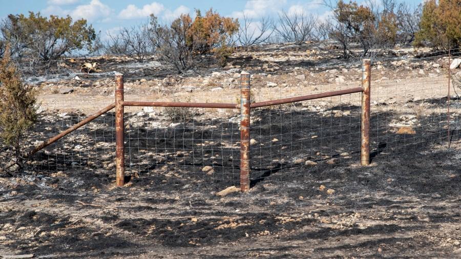 Mertz Wildfire - September 2019