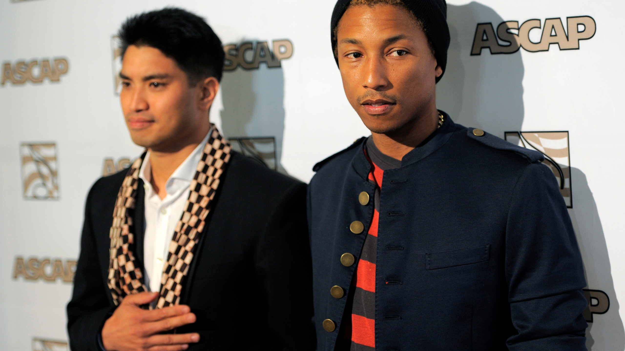 Pharrell Williams, Chad Hugo