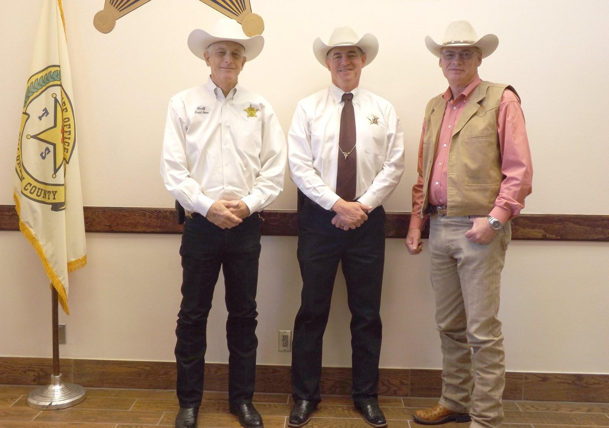 New Tom Green County Sheriff's Office Chief Deputy